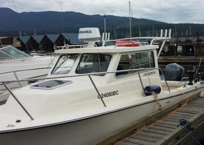 Stainless Steel Boat Railings-1