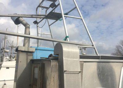 Aluminum Boat Railings-6