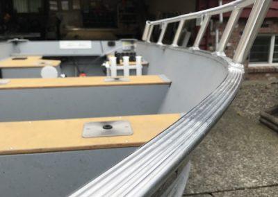 Aluminum Boat Railings-10