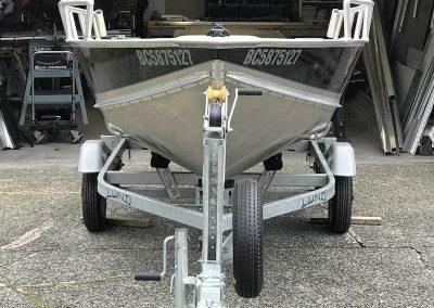 Aluminum Boat Railings-13